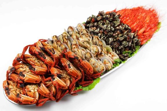 Productos asturianos: marisco
