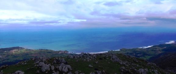 Vistas desde el Picu Pienzu